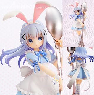 Figura Chino Alice style Gochuumon wa Usagi Desu ka?? Gochiusa