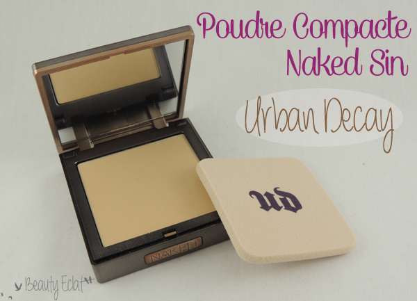 revue avis test urban decay naked skin poudre compacte