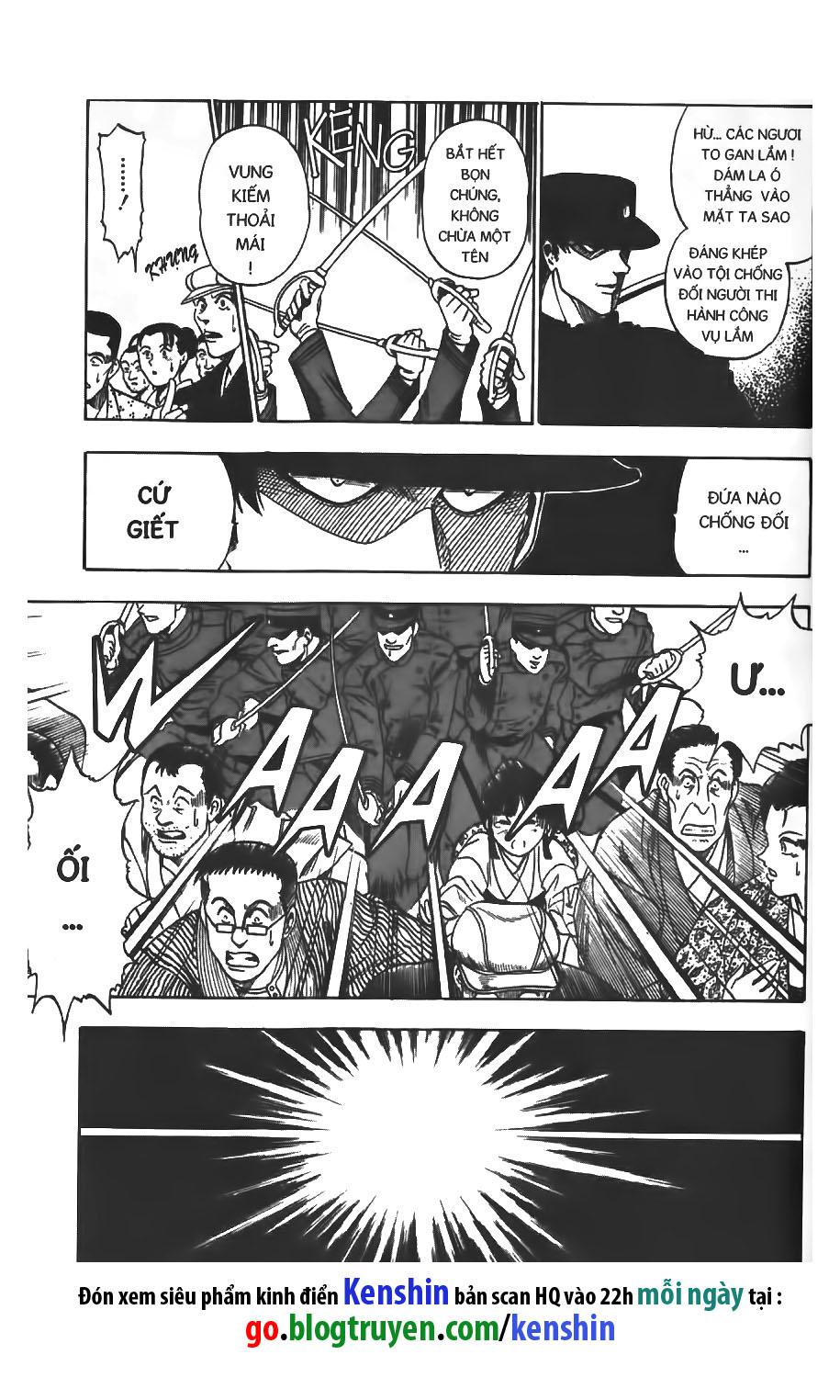 Rurouni Kenshin chap 2 trang 12