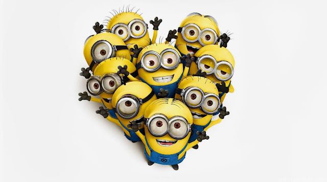 minions HD wallpaper