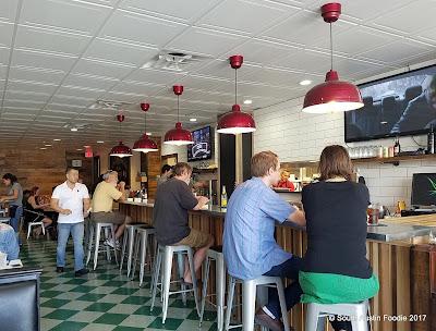 Phoebe's Diner interior