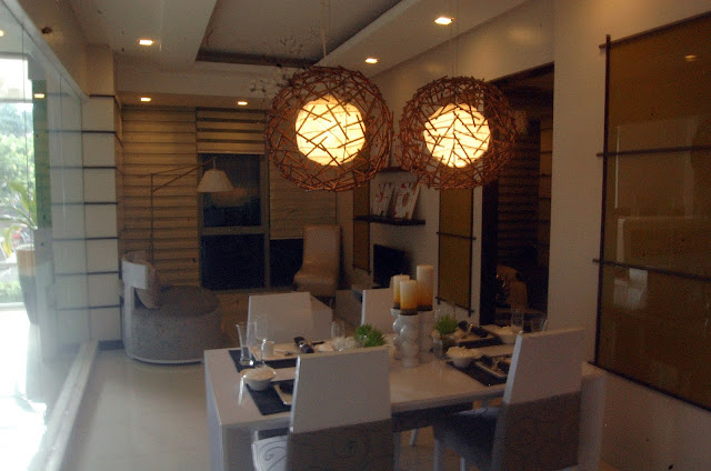 One Pacific dining area at Mactan Newtown