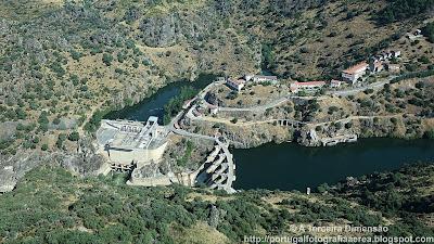 Salto de Castro (Barragem de Castro)