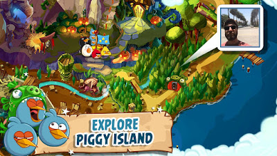 Angry Birds Epic RPG screenshot 2