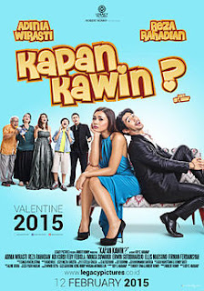 Download Film Kapan Kawin? Full Movie Bluray (2015)