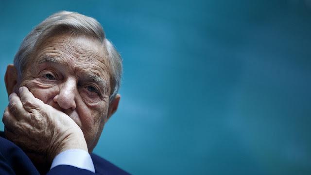 George Soros sang investor dan spekulator mata uang global