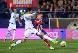 Kalahkan Deportivo, Atletico Pertahankan Jarak dengan Barca