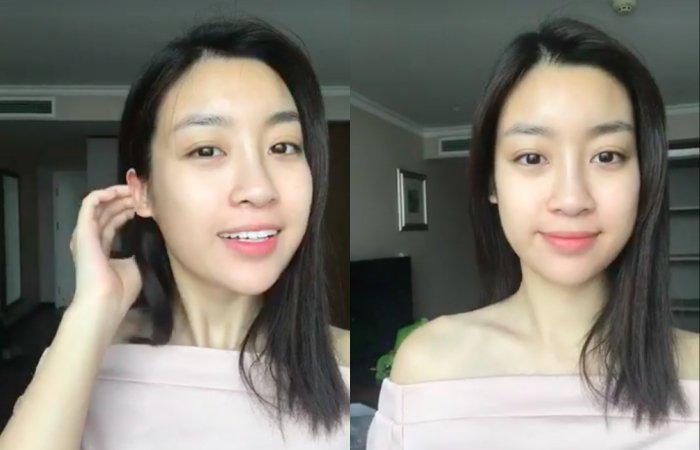 Hoa hậu Đỗ Mỹ Linh 'mách nước' chị em cách tắm sữa tươi để da trắng hồng mơn mởn -3
