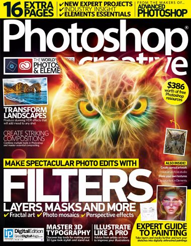 Download Photoshop Creative Issue 136, 2016 PDF