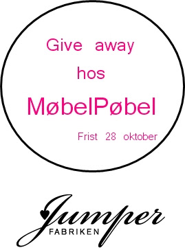 Flott Give Away hos MøbelPøbel