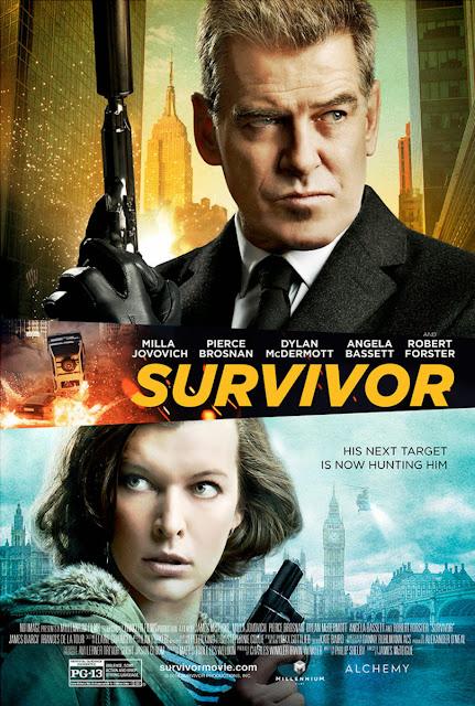 Survivor (2015) ταινιες online seires oipeirates greek subs