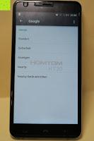 "Google: HOMTOM HT30 3G Smartphone 5.5""Android 6.0 MT6580 Quad Core 1.3GHz Mobile Phone 1GB RAM 8GB ROM Smart Gestures Wake Gestures Dual SIM OTA GPS WIFI,Weiß"