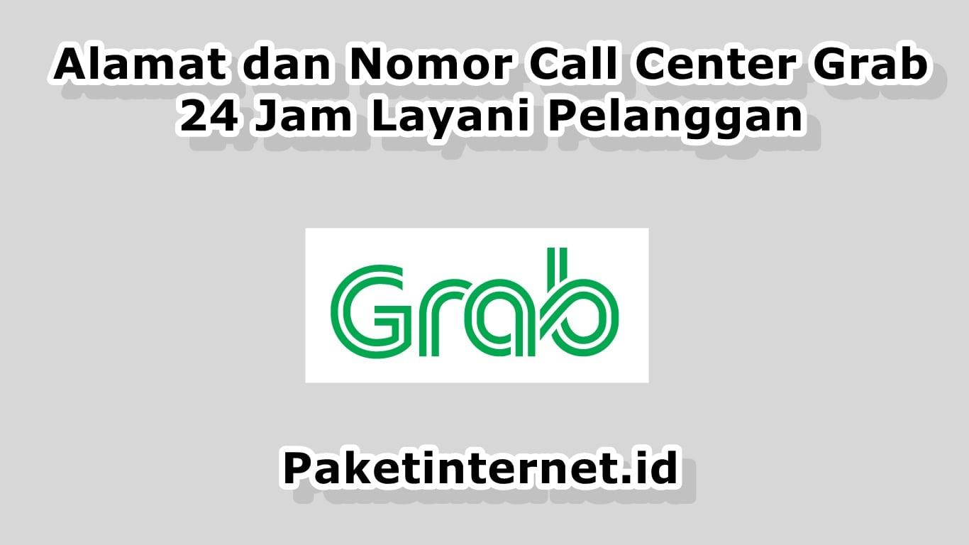 No Call Center Grab Medan