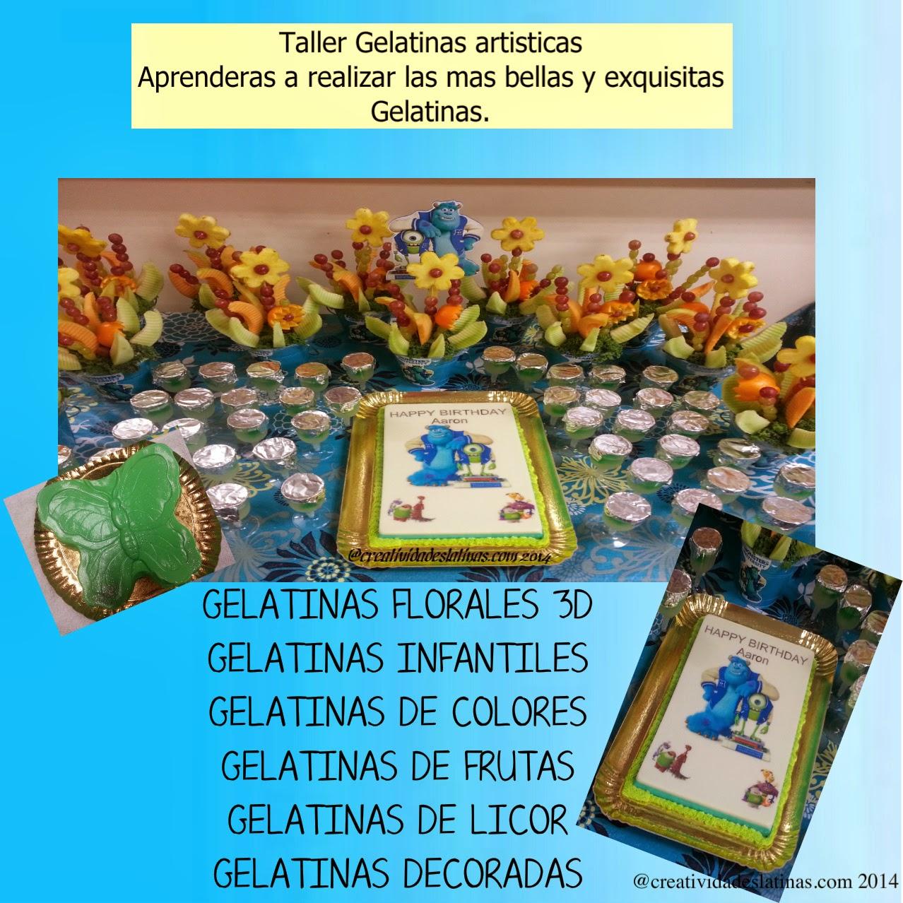 TIENDA ONLINE DE CREATIVIDADES LATINAS: GALERIA