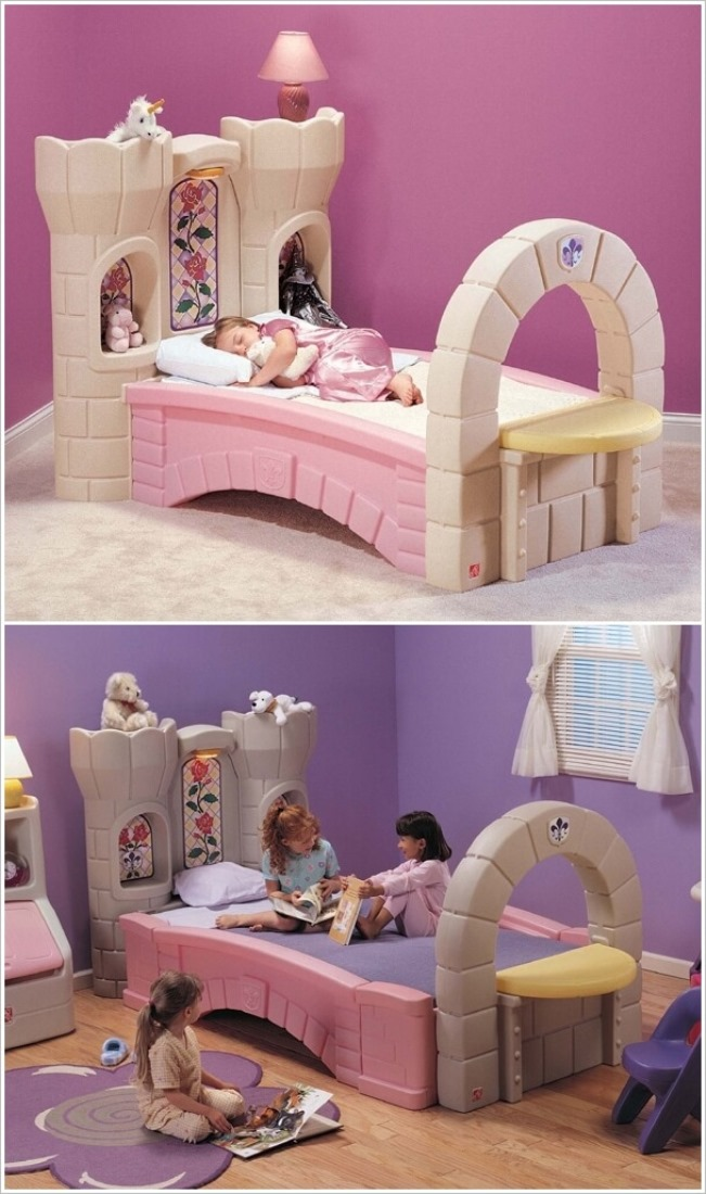 25 awesome and creative kids room furniture design ideas for Ever design furniture