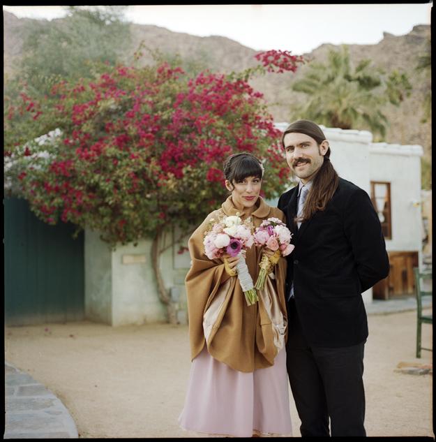 Derrick Jamie Bohemian Garden Wedding 19: Alicia + Dylan At Korakia Pensione: Palm Springs