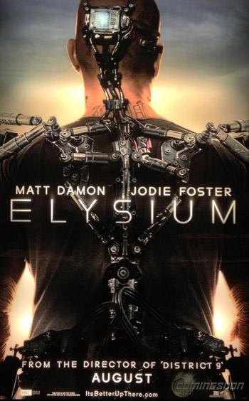 Elysium 2013 hindi dubbed Elysium film BluRay HD Free Download