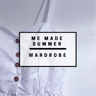 My me made summer wardrobe - heatwave edition