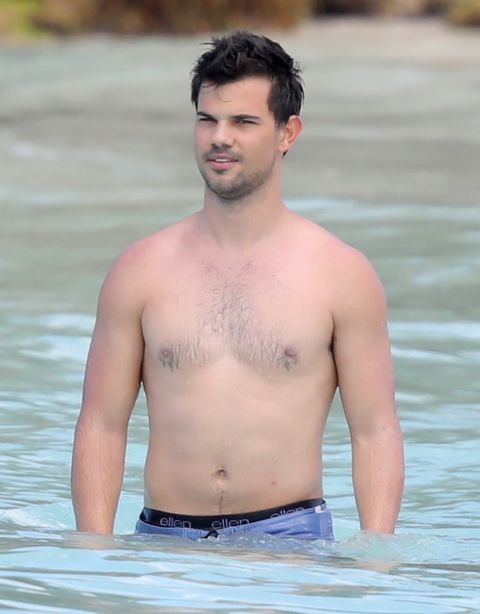 Alexis_Superfan's Shirtless Male Celebs: Taylor Lautner