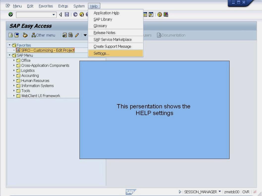 青蛙SAP分享 Learning & Examination: Navigation 19 SAP Help