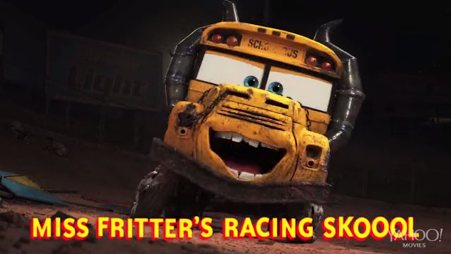 Miss Fritter's Racing Skoool Screenshot