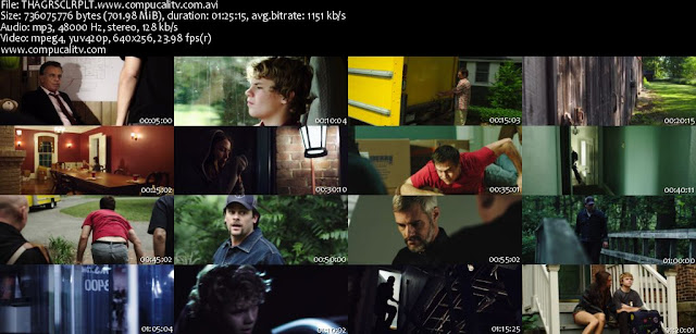 The Aggression Scale DVDRip Español Latino Descargar 2012