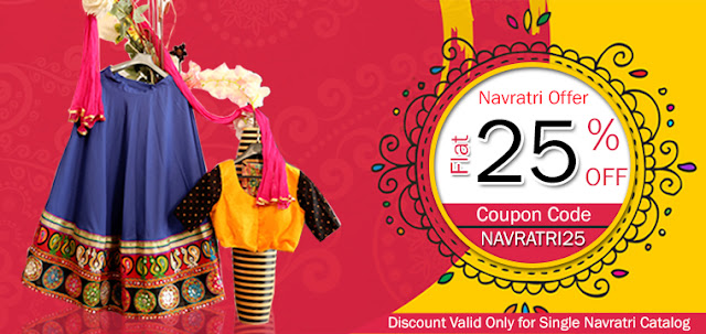 Dandiya and Garba special chaniya cholis and lehenga cholis online with discount offer sale