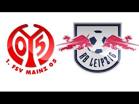 Mainz 05 vs RB Leipzig  Highlights