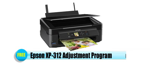 Epson XP-312 Adjustment Program