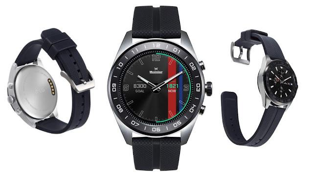 Harga dan Spesifikasi LG Watch W7