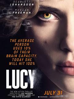 Lucy siêu phàm - Lucy (2014)   Full HD VietSub