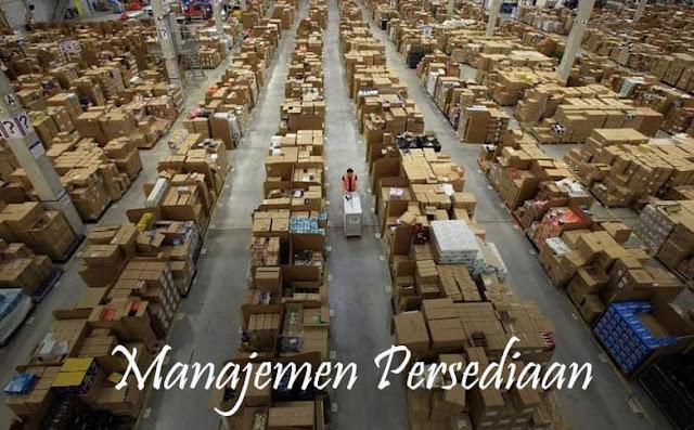 manajemen persediaan