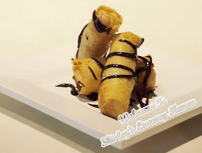 dessert recipe tropical fruit rolls