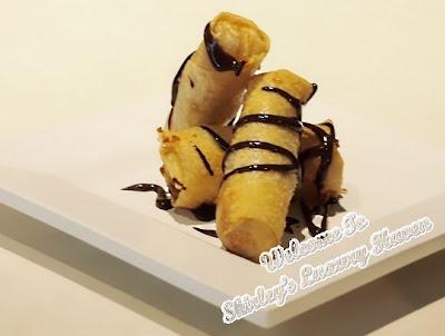 dessert recipe tropical fruit rolls
