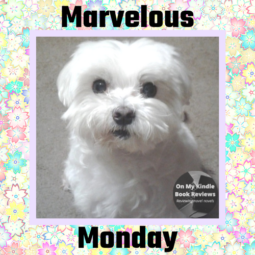 Another picture of Lexi for Marvelous Monday with Lexi, August 13th edition by On My Kindle Book Reviews.