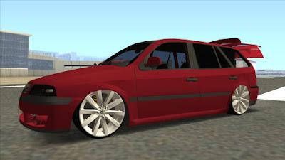 GTA SA - PARATI G3 2005 2