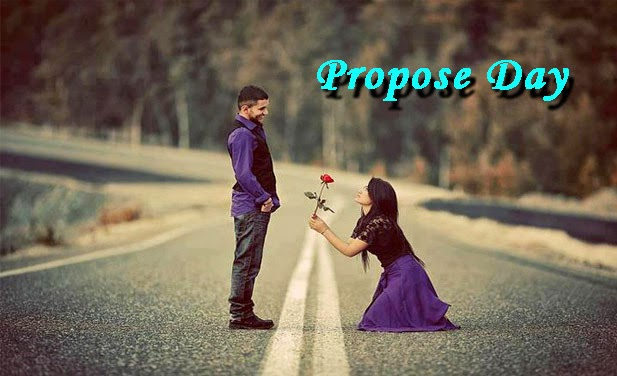 Happy propose Day 2016