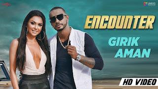 Encounter Lyrics | Girik Aman | Beat Spot