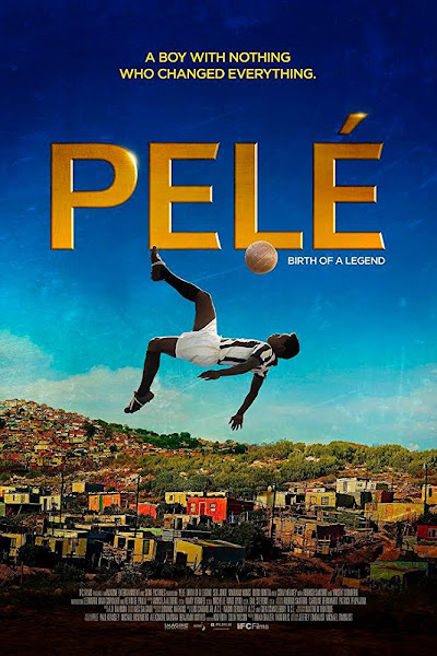 Poster of Pele Birth of a Legend 2016 Full Movie [English-DD5.1] 720p BluRay ESubs Download