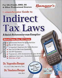 Indirect Tax by Bangar