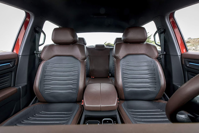 Volkswagen Tanoak - interior