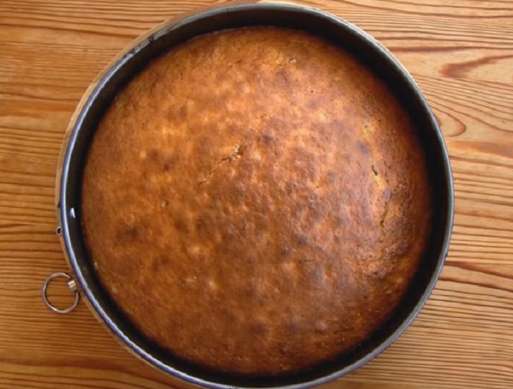 Cinnamon and Orange Juice Cake Recipe
