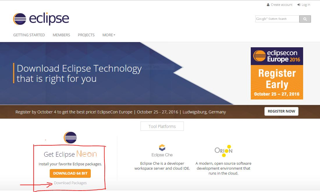 ZERO-DaY(Code ANALYSIS): How to install Eclipse on Windows XP,7,8,10