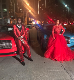 Gucci Mane Keyshia KaOir Rolls Royce Wraith