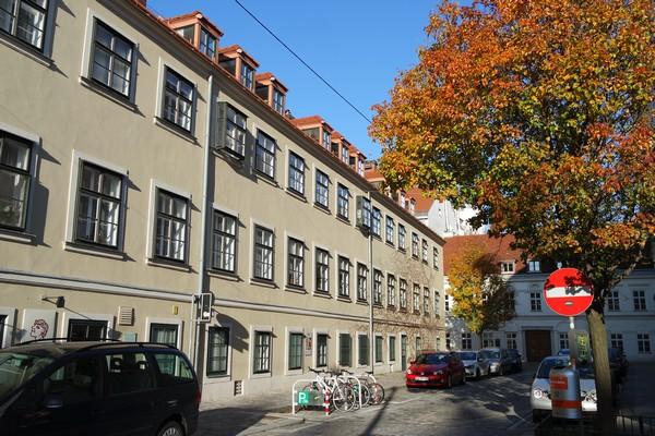 vienne 5e arrondissement margareten schlossquadrat
