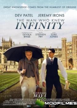 Capa do Filme O Homem Que Viu o Infinito