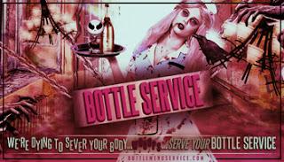 Halloween 2016 Bottle Service