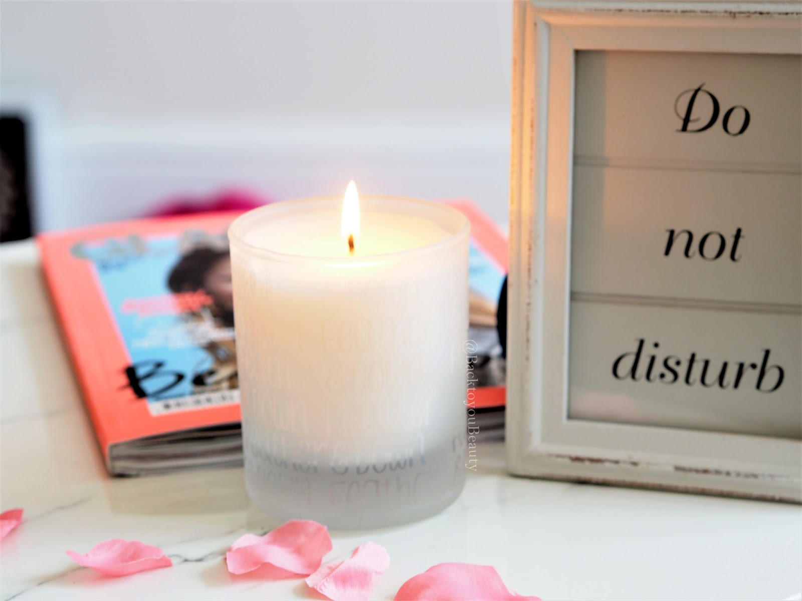 Calming Candle £18
