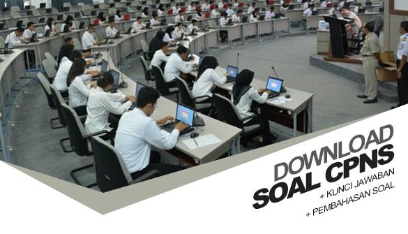 Download Soal Soal Tes Cpns 2018 File Pdf Lengkap Dengan