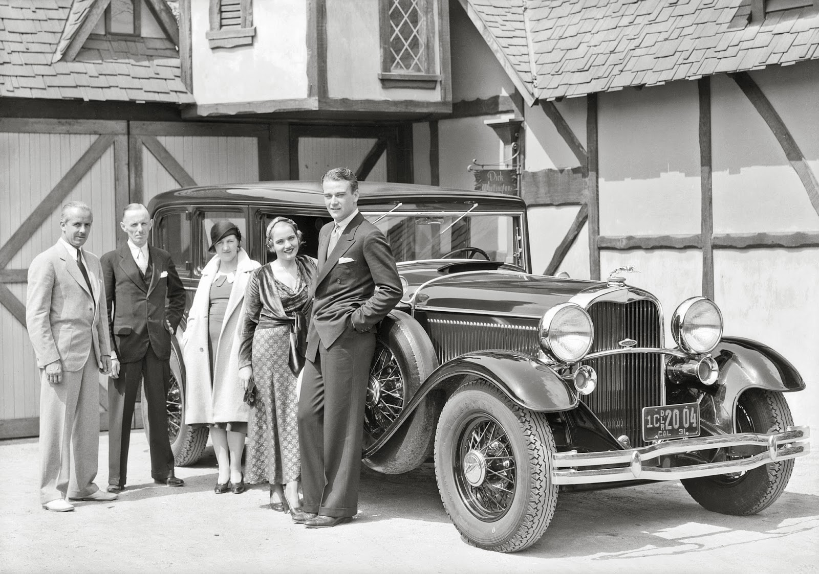 History In Photos Vintage Photos Of Vintage Cars